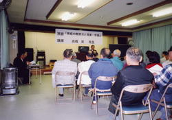 コミ協教育講演会
