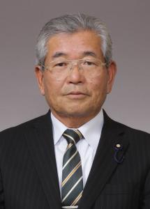 上野政男議員