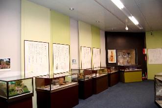 常設展示(考古・歴史部門)の画像