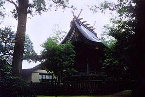 鹿嶋神社本殿の画像