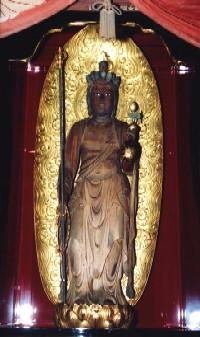 木造十一面観音立像の画像