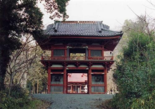 佛性寺仁王門の画像