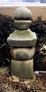 石造五輪塔の画像