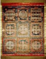 金剛界曼荼羅図の画像