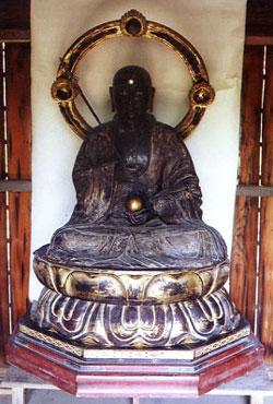 木造地蔵菩薩坐像の画像