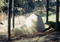 製鉄炉模型(復元)の画像