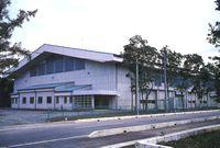 体育センター外観の画像
