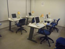 インターネット室の画像