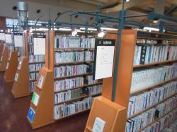 一般図書コーナーの画像