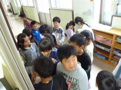 H30学校探検1