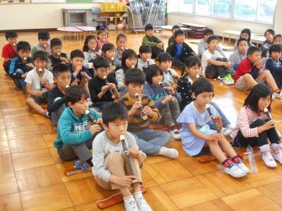 H30リコーダー教室2
