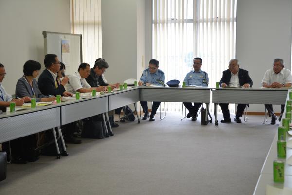 H30.7.12交通対策協議会