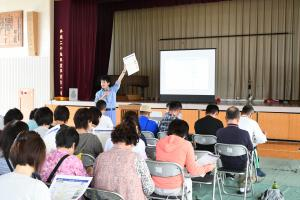 教育講演会(西コミH30)
