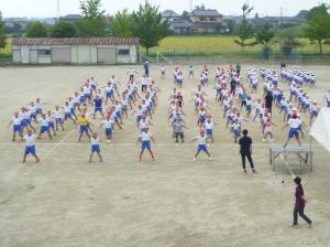H30運動会練習2