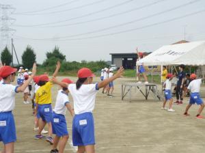 H30運動会練習3