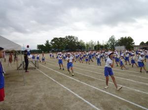 H30運動会練習4