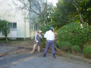 H30樹木ボランティア2