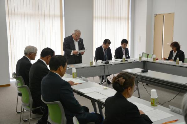 H30農業委員会臨時総会
