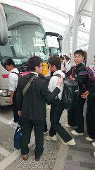 R1京都到着