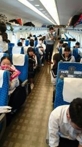 R1帰り新幹線(2)