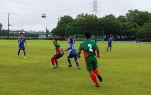 H31郡サッカー