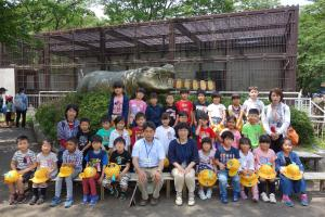 1年生 宇都宮動物園01