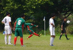 H31県西総体サッカー