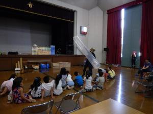 子ども教室Dr.ナダレンジャー
