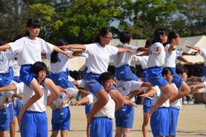 R1組体操13