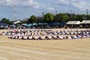 R1組体操14