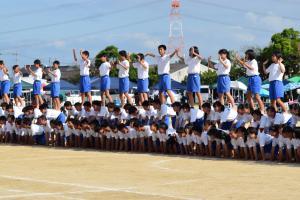 R1組体操17