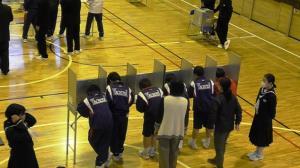 R2生徒会選挙(4)