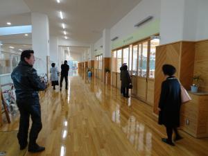 R1校舎見学02