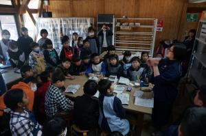 4年生校外学習笠間(1)