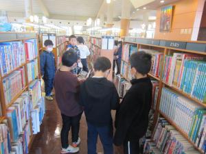 図書館見学5