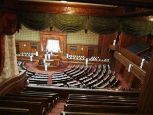 国会議事堂(5)