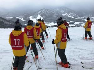 2日目スキー(1)