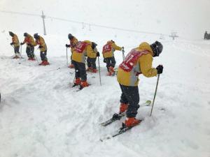 2日目スキー(2)