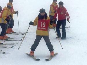 スキー宿泊2日目 2