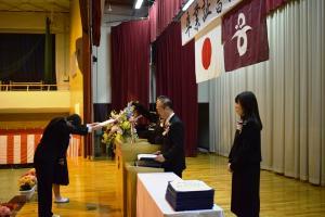 R1卒業式5