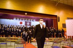 R1卒業式11