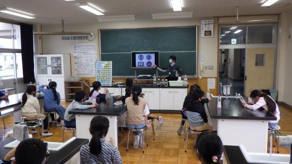 川西小出前講座(2)