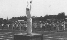 昭和31年運動会