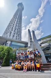 6年生修学旅行東京04