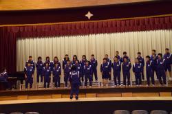 クラス合唱