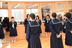 クラス合唱2