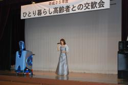 NHKのど自慢グランドチャンピオン 藤本雅子さんによる歌謡ショー