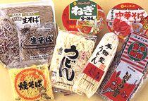 麺類・納豆の写真